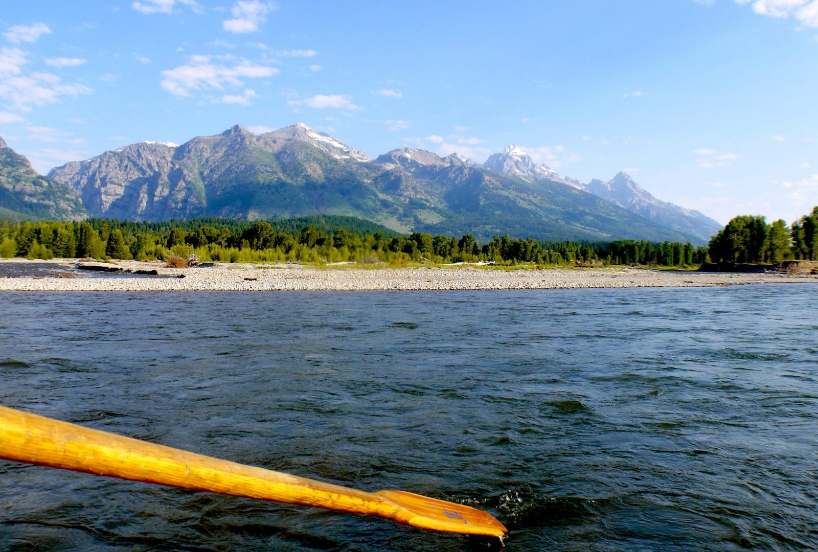 Dornan's Float Trips - What to Expect. Snake River image